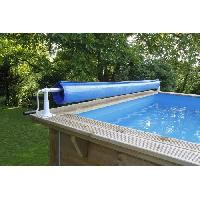 Piscine UBBINK Extra Enrouleur de bâches pour piscines