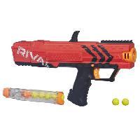 Pistolet A Boule - A Bille (puissance Inferieure A 0,07 Joule) - A Flechette En Mousse - Ventouse - Plastique RIVAL Apollo XV-700 Blaster Rouge