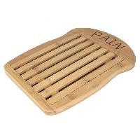 Planche A Decouper Planche a pain en bambou - marron