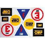 Planche de Stickers ECCNOM OMP