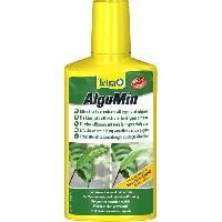 Plante D'aquarium - Vivarium - Terrarium - Decoration Vegetale - Substrat - Racine - Bois AlguMin 250ml pour aquarium