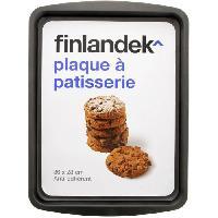 Plaque A Patisserie FINLANDEK Plaque a patisserie metal 36 x 30 cm