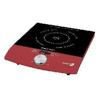 Plaque De Cuisson Posable 1831 Plaque a induction - 2000W - Rouge