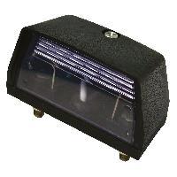 Plaques Immatriculation Illumination de plaque immatriculation 85mm E3-33284 Generique