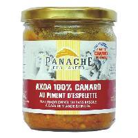 Plat A Base De Viande Axoa de Canard au Piment d'Espelette 350 g