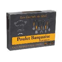Plat A Base De Viande Poulet Basquaise 380g