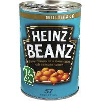 Plat De Legumes - Feculents Baked Beans - 415 g