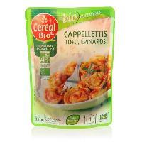 Plat De Legumes - Feculents Cereal.bio d.cap.toep 220g