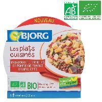 Plat De Legumes - Feculents Plats Cuisines Ratatouille. Lentilles et Pointe de Piment d'Espelette Bio - 300 g