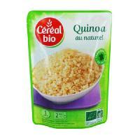 Plat De Legumes - Feculents Quinoa precuit Bio - 220 g