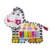 Plateau Tap-tap - Jeu A Marteler - Jeu A Marteau HAPPY SNAIL - Piano Zebre