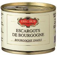 Plats Prepares Escargots de Bourgogne 2 douz