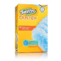Plumeau - Lingette Depoussierante - Ustensile Poussiere Duster Recharges Depoussierantes x10