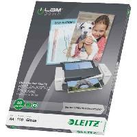 Pochette Plastique 25 Pochettes de plastification - A3 - 250 microns - 297 x 420 mm