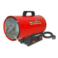 Poele A Gaz Chauffage a gaz avec turbine incorporee 15000 W MH15000G