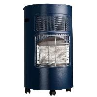 Poele A Gaz Chauffage d'appoint Ektor Design 4200 W