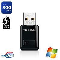Point D'acces Mini Cle USB WIFI fil N300 TLWN823N