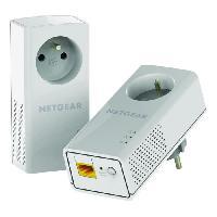 Point D'acces PLP1200-100FRS Pack de 2 CPL 1200 megas Ne