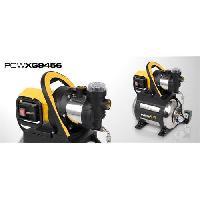 Pompe - Groupe Filtrant - Bloc De Filtration Groupe de surpression 1200W 3800lh Carter Acier