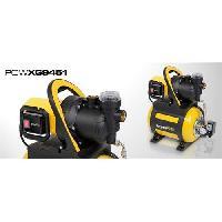 Pompe - Groupe Filtrant - Bloc De Filtration Groupe de surpression 800W 3200lh Carter acier