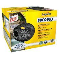 Pompe A Eau Aquarium Pompe Max Flo 2400-9000 - Pour bassin