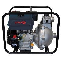 Pompe Arrosage - Pompe D'evacuation - Arrosage Integre DIPRA Pompe thermique Spid'O pro T435 - Moteur 4 temps