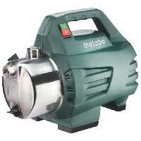 Pompe Arrosage - Pompe D'evacuation - Arrosage Integre Pompe de jardin inox P 4500 - 1300 W