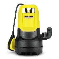 Pompe Arrosage - Pompe D'evacuation - Arrosage Integre Pompe d'evacuation eau chargee SP 3 Dirt 350 W