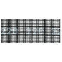 Ponceuse - Polisseuse grille de poncage - 93x230 mm - Grain 220