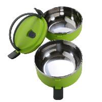 Popote - Vaisselle - Couverts CAO Lunch box isotherme 1.4 l