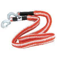 Portage - Remorquage Cable remorquage elastique 2800kg 1.5-4m