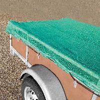 Portage - Remorquage Filet a mailles fines couvre remorque 250x450cm