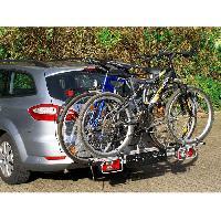 Portage - Remorquage Pack Porte vélos 2 vélos + extension pour 3e vélo Eufab