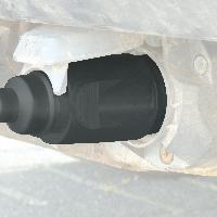 Portage - Remorquage Prise pour remorque 7poles plastique 12V