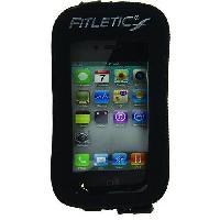 Porte-cartes - Pochette FITLETIC Etui additionnel Fitletic avec fenetre telephone GF - noir