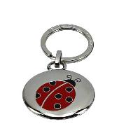 Porte-cles - Etui A Cle Porte clef Chance coccinelle Altium - MID