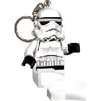Porte-cles - Etui A Cle Porte cles Lego Led StormTrooper STARWARS - ADNAuto