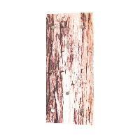 Porte-manteau - Patere - Portant Patere murale. Verre trempé. Imprimé par UV. 6 Crochets en acier satiné. 30 x 70 x 5 cm. 17989 - Generique