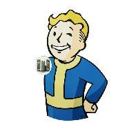 Porte-manteau Pack de 2 crochets a manteau Fallout 76