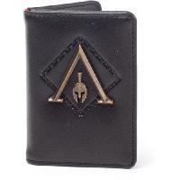 Portefeuille Assassin's Creed Odyssey - Porte-cartes Premium Noir