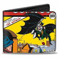Portefeuille Porte-Feuille DC Comics- Batman Comics