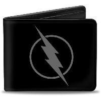 Portefeuille Porte-Feuille DC Comics- Logo Flash