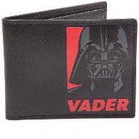 Portefeuille Portefeuille pliable Star Wars- Dark Vador