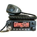 Poste Radio CB Johnny III 12 24v ASC 40 Canaux AM Multi normes
