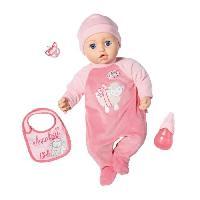 Poupee - Peluche Baby Annabell - Poupée Annabell 43cm