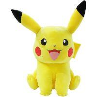 Poupee - Peluche POKEMON Peluche Pikachu - 60 cm