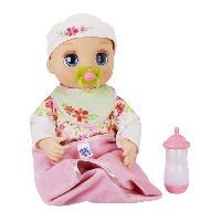 Poupee BABY ALIVE - Mon Vrai Bébé - Poupon a Fonctions