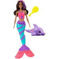 Poupee Barbie - Barbie Teresa Couleurs Aquatiques - 3 ans et +
