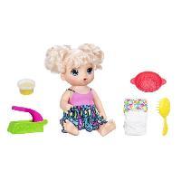 Poupee Miam Miam les bonnes pates - Poupee Blonde