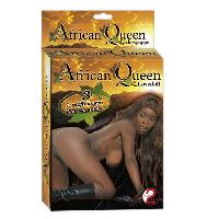 Poupees Gonflables Poupee Gonflable African Queen